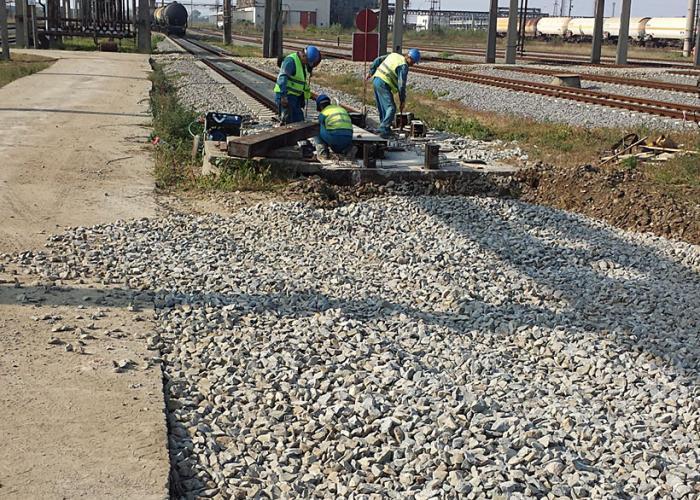 Constructii linii de cale ferata